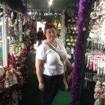 The Christmas shop Stratford upon Avon
