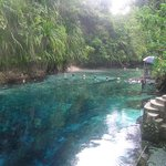 View of the Enchanted River
