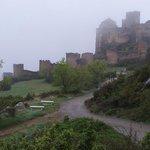 Niebla en Loarre