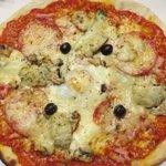 Notre maxi pizza