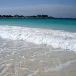 beautiful water and soft sand