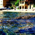 La spiaggetta di Prelo