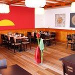 Saal-Restaurant bis 80 Personen