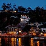 Catalina at night