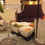 Cocktail al bar Vis a Vis