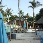 Hotelanalage am Pool/Strand