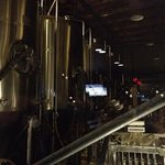 the brew room view from the table