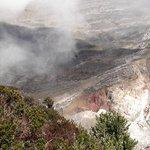 poas vulkaan