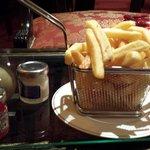 Excellent presentation of just chips