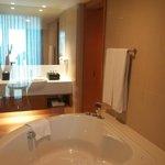 Suite mit großer Badewanne