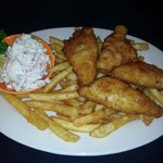 Friday Fish Fry Lake Erie Perch