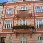 фасад отеля Antonie Hotel ***