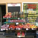 магазин  фрукты