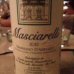 Masciarelli Trebbiano d'Abruzzo 2012