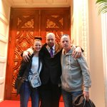 great guy! to welcome you to the sanctury hotel. x