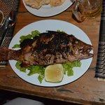Шикарно приготовленная рыба!!!!
