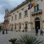 Iacono Palace  (Montalbano's Vigata Police Station)