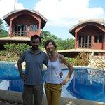 Léonard et Laura les nouveaux propriétaire de ce lieu magique