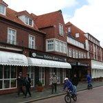 Nordseehotel Freese Juist mit Restaurant