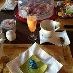breakfast Easter