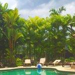 Fabulous pool area