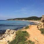 Superbe plage, grande et accessible facilement !