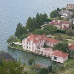Million Dollar House on Lake Travis (from Mt Bonnell)