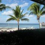 Breakfast view from Oceana