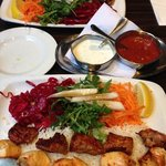 this is what good turkish food looks like