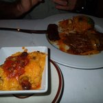 Chicken Pot Tamale, and the Typical Panamanian variety plate.