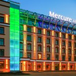 Отель Mercure Riga Centre