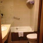 Double room bathroom!