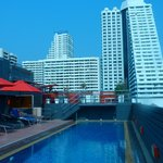 Pool and City Views