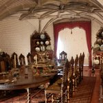 Comedor del Palacio do Pena. Sintra
