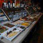 Un'altra parte del buffet