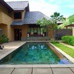 Family Villa 41 pool