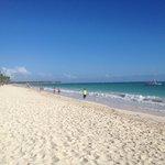 Beach at Grand Palladium Punta Cana