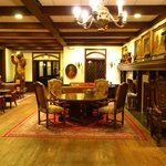 Hallway/breakfast area/sitting room