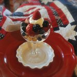 Hooray for the Red, White, and Blue (Dessert!)