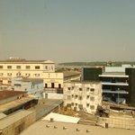 Vista do centro de Porto Velho.