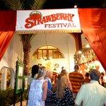 strawbery festival