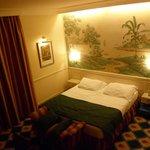 Room - evening