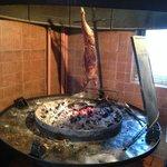 The asado