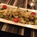 Salade de ravioles