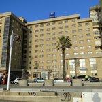 Vista do Hotel