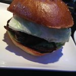 Texas Roadkill Burger