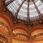 Galerie Lafayette Cupola