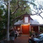 Red Barn Theatre Key West April 2014