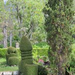 floristic sculptures