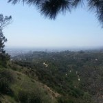 A sweeping view of LA from the top